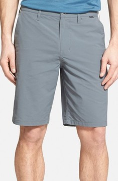 Hurley Men's 'Dry Out' Dri-Fit(TM) Chino Shorts