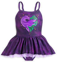 Disney Descendants Two-Piece Swimsuit for Girls