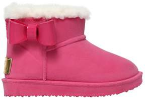 MonnaLisa Faux Shearling & Rubber Snow Boots
