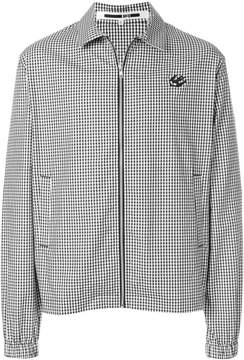 McQ gingham jacket