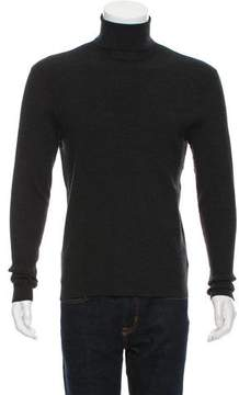 Ralph Lauren Black Label Merino Wool Turtleneck Sweater