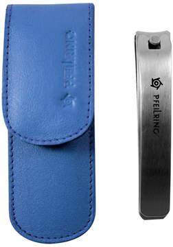 Pfeilring Toenail Clippers with Case - Blue by 1pc Toenail Clipper)