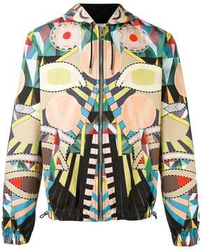 Givenchy Crazy Cleopatra printed jacket
