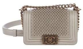 Chanel Scales Mini Boy Bag