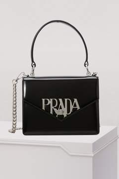 Prada signature shoulder bag