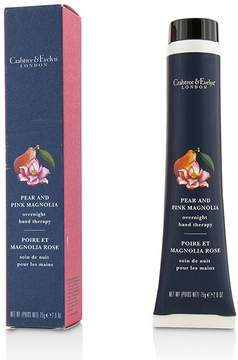 Crabtree & Evelyn Pear & Pink Magnolia Rose Overnight Hand Therapy