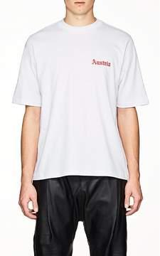 Helmut Lang Men's Austria Cotton T-Shirt