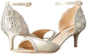 Badgley Mischka Gillian Women's 1-2 inch heel Shoes