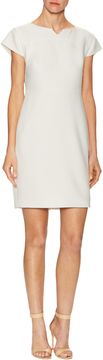 Ava & Aiden Women's Split Boatneck Sheath Dress