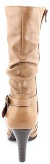 Style&Co. Style & Co Mickay Synthetic Mid Calf Boot.