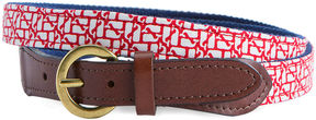 Vineyard Vines Holiday Whale Belt