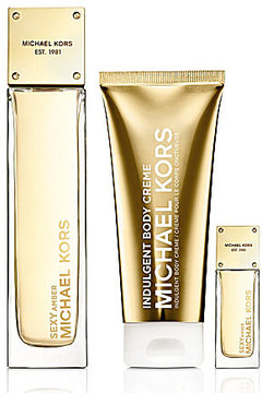 Michael Kors Collection Sexy Amber Deluxe Holiday Set