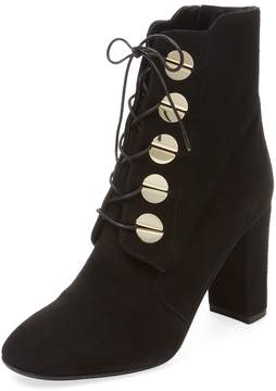 LK Bennett L.K.Bennett Women's Yolanda Suede Lace-Up Boot