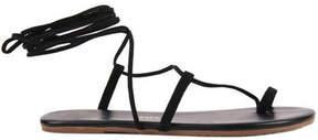 TKEES Jo Lace Up Sandal