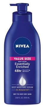 Nivea Essentially Enriched Lotion 33.8 oz