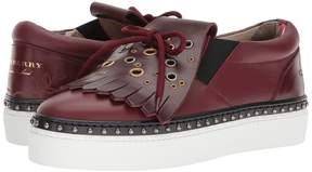 Burberry Clog Slip-On Women's Shoes