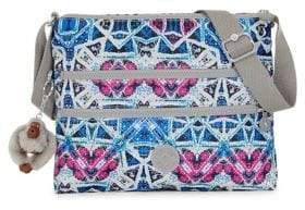 Kipling Alvar Printed Crossbody Bag