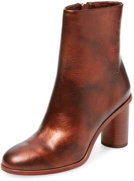 Pour La Victoire Women's Iris Leather High Heel Bootie