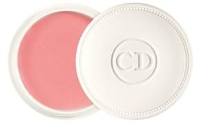 Christian Dior 'Creme De Rose' Smoothing Plumping Lip Balm Spf 10 - No Color