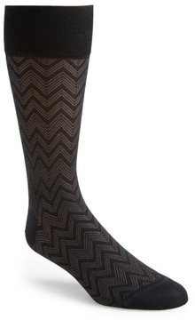 John W. Nordstrom Men's Chevron Socks