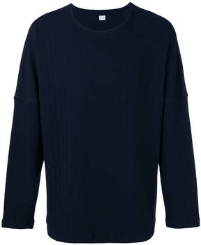 E. Tautz loose-fit jumper