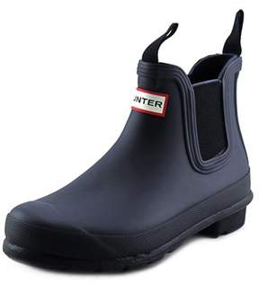Hunter W's Original Chelsea Round Toe Synthetic Rain Boot.