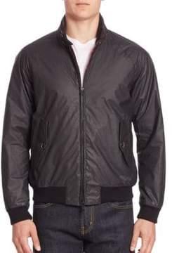 Baracuta G9 Classic Zip-Front Jacket