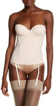 Felina Embrace Demi Contour Bustier (Regular & Plus Size A-DDD Cups)