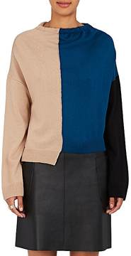 Marni Women's Colorblocked Wool Sweater