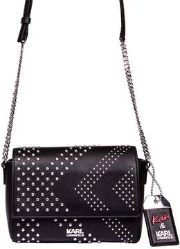 Karl Lagerfeld Rocky Shoulder Bag X Kaia