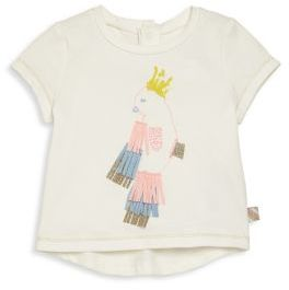 Billieblush Baby's Short Sleeve Tee