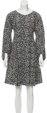 Creatures of the Wind Silk Printed Dress w/ Tags