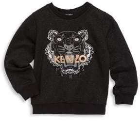 Kenzo Toddler's, Little Girl's& Girl's Logo Sweatshirt