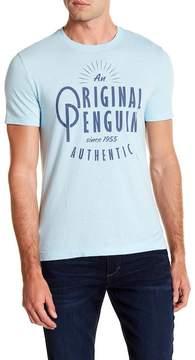 Original Penguin Short Sleeve 50s Original Sign Tee