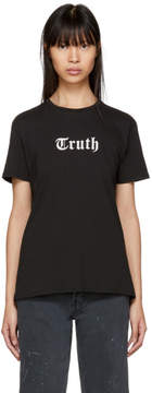 6397 Black Truth Boy T-Shirt