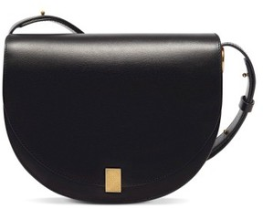 Victoria Beckham Half Moon Box Shoulder Bag - Black