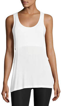 Beyond Yoga On & Off Ribbed 2-Fer Tank Top