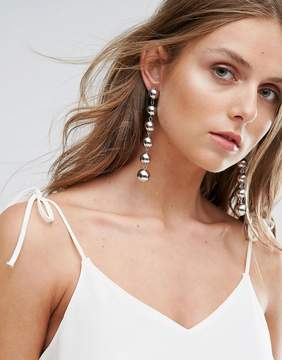 Aldo Daollan Ball Drop Earrings