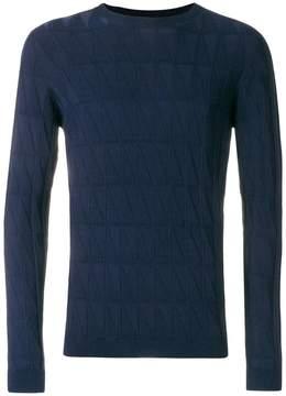 Giorgio Armani perfectly fitted sweater