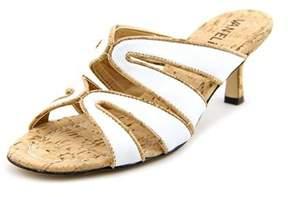 VANELi Matilda Women N/s Open Toe Leather White Sandals.