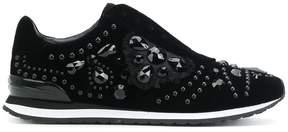 Tory Burch Scarlett embellished sneakers