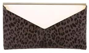 Jimmy Choo Ponyhair Envelope Clutch