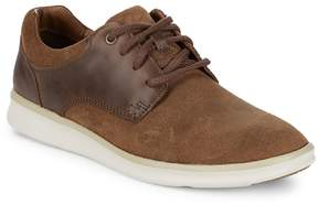 UGG Men's Hepner Suede & Leather Sneakers