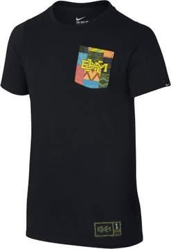 Nike Big Boys' (8-20) Black History Month Branded T-Shirt