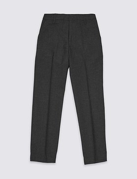 Marks and Spencer PLUS Boys' Skinny Leg Trousers