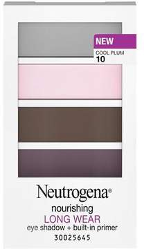 Neutrogena Nourishing Long Wear Eye Shadow + Primer