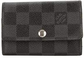 Louis Vuitton Damier Graphite Multicles 6-Key Case - GRAPHITE - STYLE