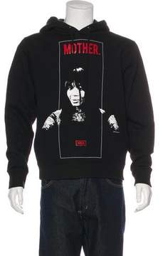 Hood by Air Mother Graphic Hoodie