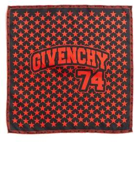 Women's Givenchy 74 Square Silk Scarf