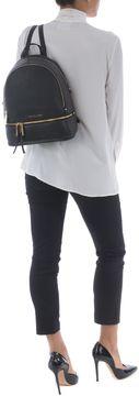 Michael Kors Rhea Backpack - NERO - STYLE